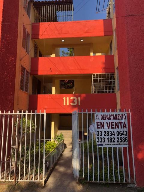 Residencial moctezuma departamento en venta