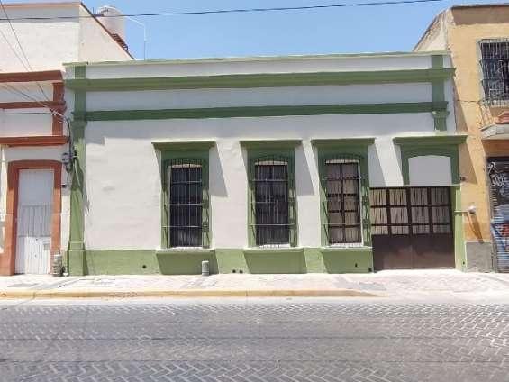 Centro de guadalajara casa en renta